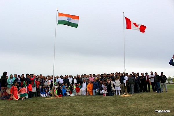Celebration of Indian Independence Day